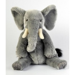 Elephant Jumbo Plush Toy by Bocchetta