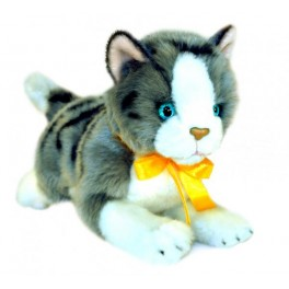 Norwegian Cat Plush Toy Leila by Bocchetta Plush Toys