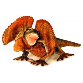 Frilled Neck Lizard Philly Plush Toy
