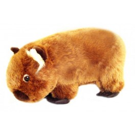 Wombat Margherita Plush Toy