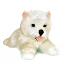 West Highland Terrier Pookie Plush Toy