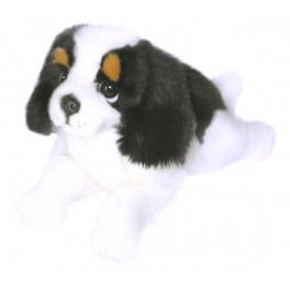 Cavalier Spaniel Alex Plush Toy by Bocchetta Plush Toys