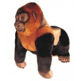 Silverback Gorilla Plush Toy - Kong