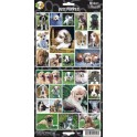 Pack of 27 Assorted Stickers featuring Puppies