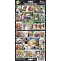 Golden Retriever 27 Assorted Stickers