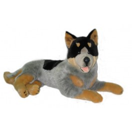 Australian Cattle Dog Orazio Plush Toy, Bocchetta Plush Toys$7.95 Postage