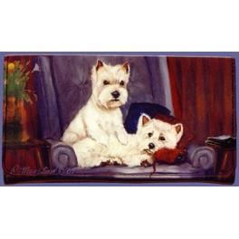 West Highland Terrier Wallet