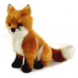Reynard Plush Toy Fox by Bocchetta Plus Toys
