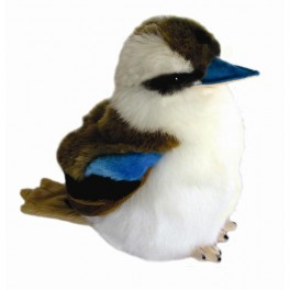 Kookaburra Plush Toy, Hillary, Bocchetta Plush Toys