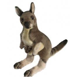 Kangaroo Tracy Plush Toy