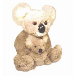 Koala Pippa & Pippi Plush Toy