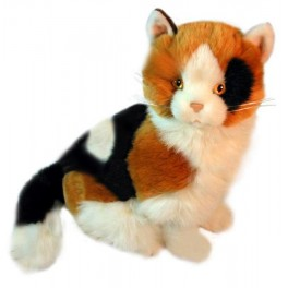 Alfio Plush Toy Cat, Bocchetta Plush Toys
