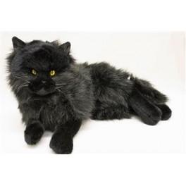 Black Cat Onyx plush toy by Bocchetta Plush Toys