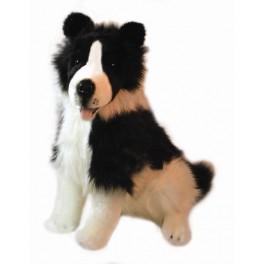 Border Collie Tommy Plush Toy by Bocchetta