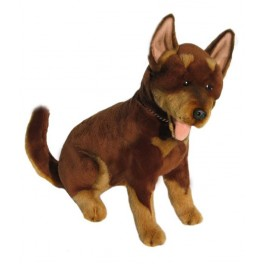 Kelpie Basil Plush Toy 28cm by Bocchetta Plush Toys