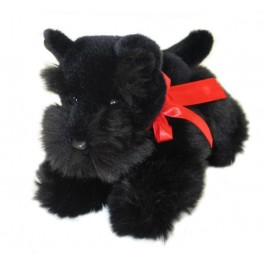 Scottish Terrier Haggis, Bocchetta Plush Toys