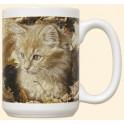 Main Coon Mug - Amber's Ist Autumn Mug