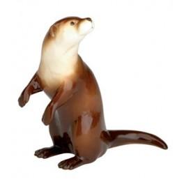 Otter figurine by John Beswick JBW11