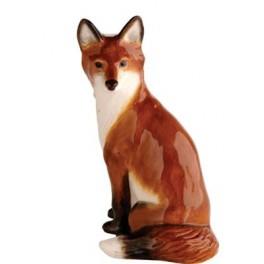 Fox Sitting figurine by John Beswick JBW14