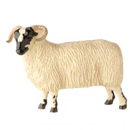 Black Faced Ewe Figurine by John Beswick JBF79