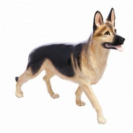 Connoisseur German Shepherd Dog figurine by John Beswick JBCOD5