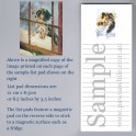 Dachshund Wirehaired List Pad