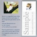 Papillon List Pad