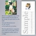 Fox Terrier List Pad