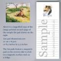 Rhodesian Ridgeback List Pad