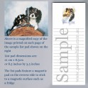 Cavalier King Charles Spaniel Puppies List Pad