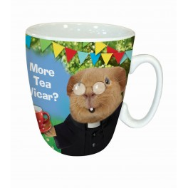 Guinea Pigs More Tea Vicar Mug