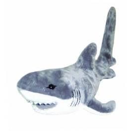 Shark Great White Plush Toy Arctic by Bocchetta