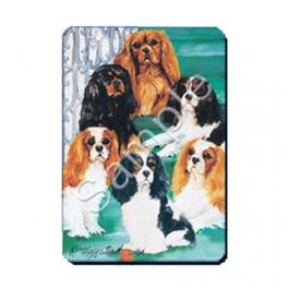 Cavalier King Charles Spaniel Playing Cards