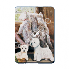 West Highland Terrier Playing Cards