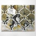 Jock's Pride Border Collie Memo Board - Border Fine Arts