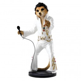 Magnificent Meerkat Elvy from Country Artists