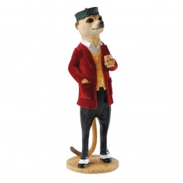 Alexei the Magnificent Meerkat from Country Artists