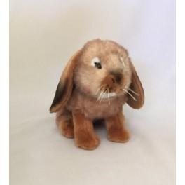 Rabbit Bunny Lop Eared PlushToy Cinnamon by Bocchetta