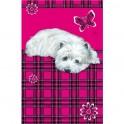 """West Highland Terrier """"Daisy"""" Tea Towel"""