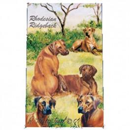 Rhodesian Ridgeback Roller Ink Pen