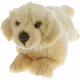 Golden Retriever Dog  Maple Plush Toy by Bocchetta