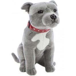 Staffordshire Bull Terrier Storm, Bocchetta Plush Toys