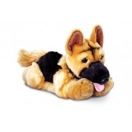 German Shepherd Alsatian Dog Plush Toy Nero  by Keel Toys