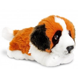 St Bernard Plush Toy Dog Barney by Keel Toys