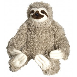 Sloth Three Toed Jumbo Extra Large plush toy by Wild Republic $7.95 Postage