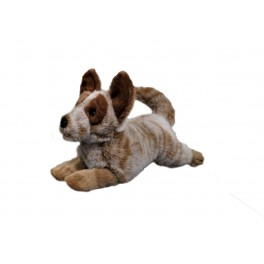 Australian Cattle Dog Flame by Bocchetta Plush Toys