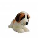 St Bernard Plush Toy Dog Mozart by Bocchetta Plush Toys