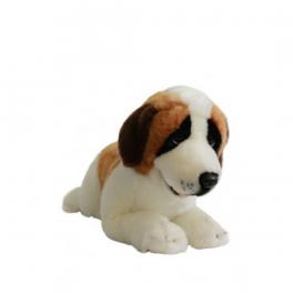 St Bernard Plush Toy Dog Mozart by Bocchetta Plush Toys