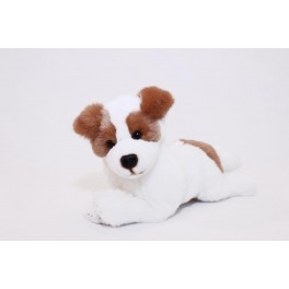 Jack Russell Terrier Plush Toy Dog Flick by Bocchetta