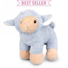Sheep Lamb Peepers Blue Baby Safe 20cm